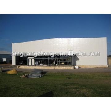 prebuilt portal mobile airplane hangar