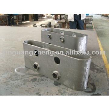 high quality steel mould for prefab house