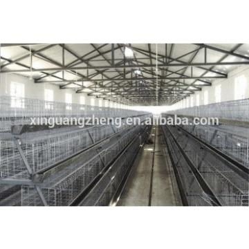 quick build poultry farm house supplier