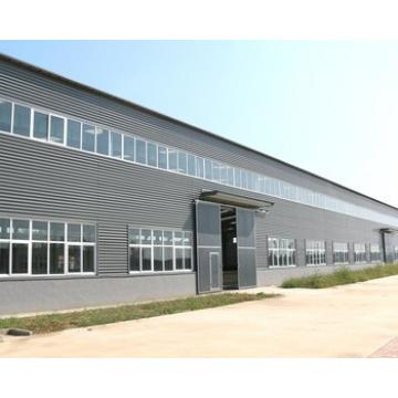 steel structure buidling/warehouse by famous steel structure XGZ Group fabricate steel structure warehouse CE standard