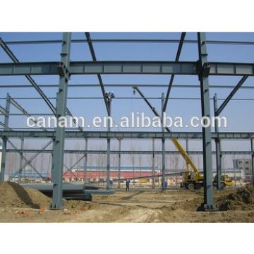 High rise steel building pre engineering steel structure warehouse