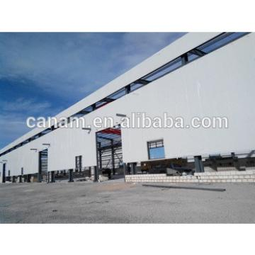 High quality prefabricated steel structure workshop