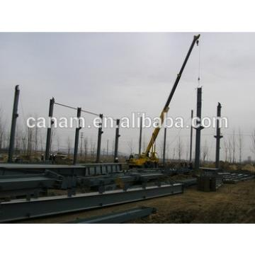 China steel structure building light steel frame warehouse