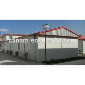 Chinese prefabricated home ready made light steel structure house