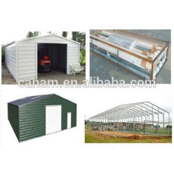 modern design prefabricated house Small warehouse