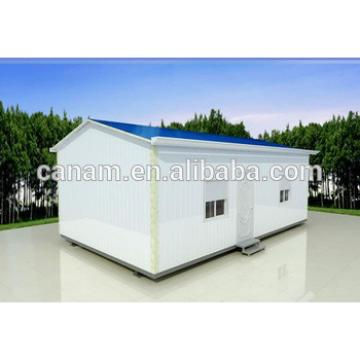 China Manufacturer Steel Frame Light Steel House prefabricated home