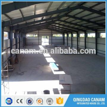 Chinese supplier Prefabricated Workshop Steel Structure Factory buildings