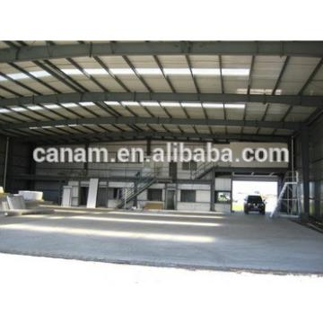 Chinese Design manufacture steel structures for workshop warehouse hangar building
