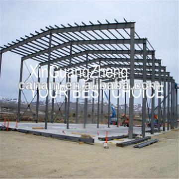 Excellent Sale And After-Sale Service tube steel structure building