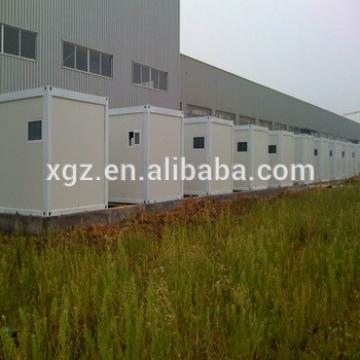 Container House with Stable Structure and Good Appearance For Sale