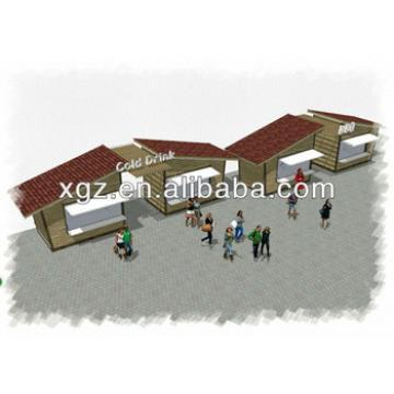 Prefab Container Shop