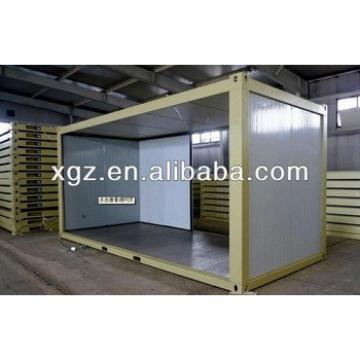 Prefab flatpack office/living room/ container house 16 feet
