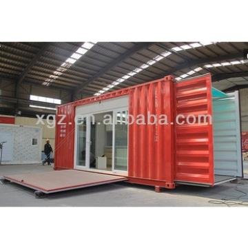folding house shipping container for Japan