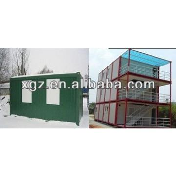 10 feet folding sandwich panel container home