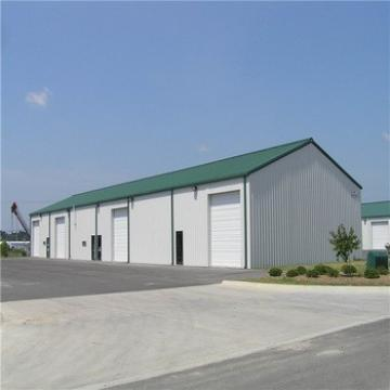 New Design Modern Prefab Steel Structure Sandwich Panel House Shed
