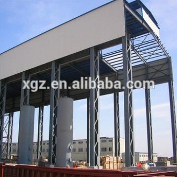 Australia Prefab Light Steel Warehouse Metallic Roof Structure