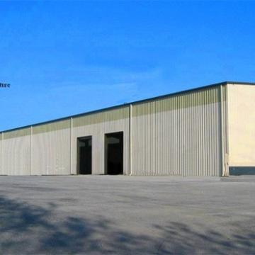 Best price Prefabricated Commercial Steel Industrial Building