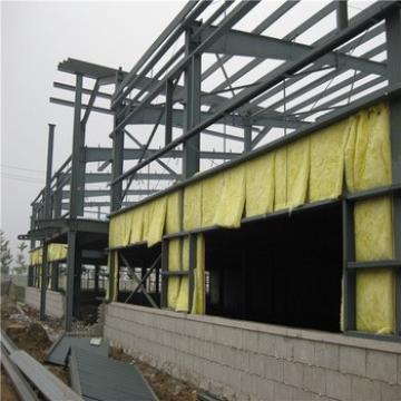 Low Cost Prefabricated Steel Frame Storage Building