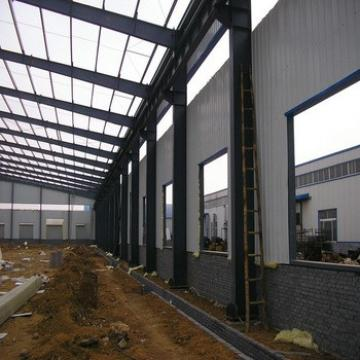 Australia Prefabricated Light Steel Structure Warehouse For Factory