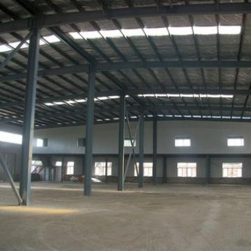 Construction Design Light Steel Prefabricated Warehouse With Insulation