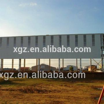Cheap Prefabricated Steel Structure Warehouse Buildings For Sale