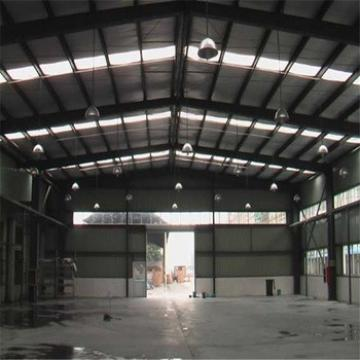 Low Cost Steel Frame Structure Prefab Workshop