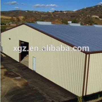 Professional Economic Light Steel China Supplier Fabrication Warehouse