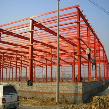 Austrlia Project Prefabricated Steel Structure Hay Shed