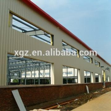 Angola Projects Prefabricated Light Steel Structure Buildings