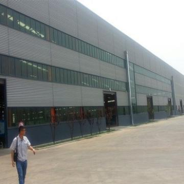 Lightweight China Manufacturer Workshop Prefabricated Industrial Sheds