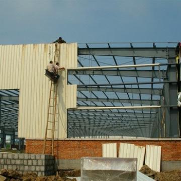 Modern Design Prefab Cheap Steel Warehouse Building