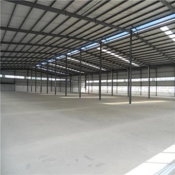 Factory Price China Industrial Prefabricated Steel Warehouse For Sale