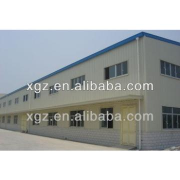 wide span prefabricated pre engineered steel structure buildings