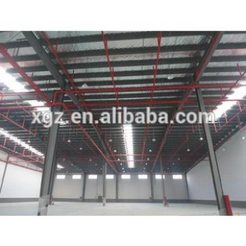 Light Steel Frame Prefab Warehouse Light Steel Structure