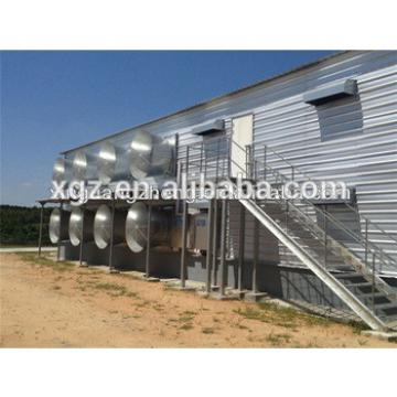 Poultry house /chicken house /poultry shed in chicken farming