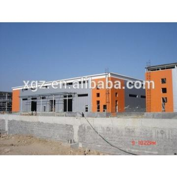 Functional diversity galvanized steel apartment building prefab house