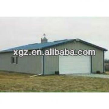 Agricultural Farm Equipment Storage Shed