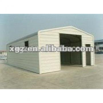 Easy assembled Portable prefab metal house