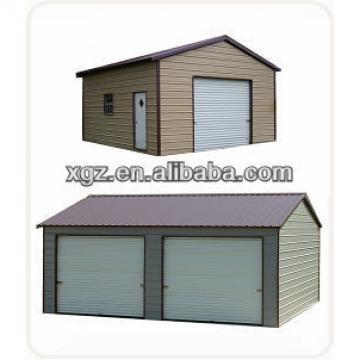 Prefab Light Steel Frame Garage