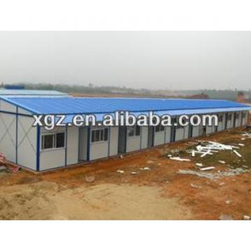 Colored Prefabricated Steel Modular Houses