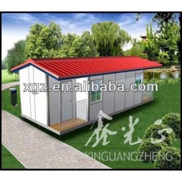 Low cost easy assemble movable house living quarters