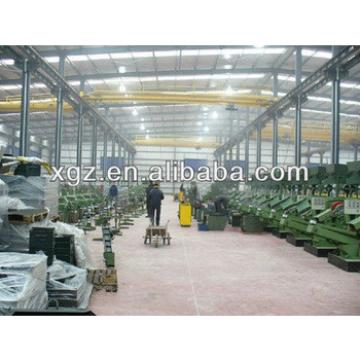 Prefab Factory With Steel Structure and Sandwich Panels