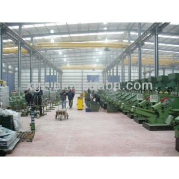 prefabricated steel warehouse for industry