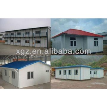 low cost flexible size prefabricated house/shed