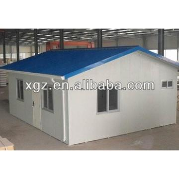 Sandwich panel steel structure prefabricated home
