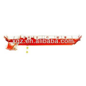 Electric double beam overhead crane