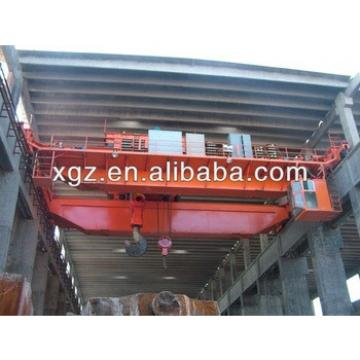 Double girder workshop overhead crane