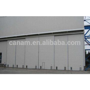 China Supplier Sliding Aircraft Hangar Door with Cheap Price