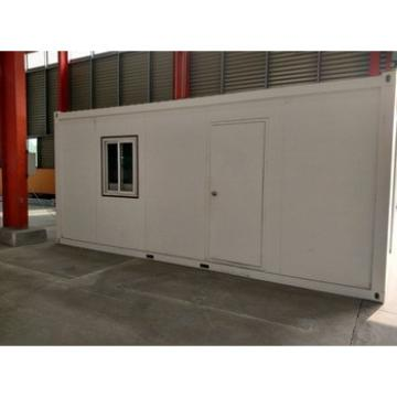 CANAM-Light steel frame flat pack low cost prefab container house for sale