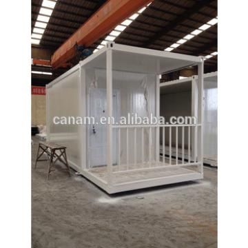 Flat pack modular mobile living house container for sale
